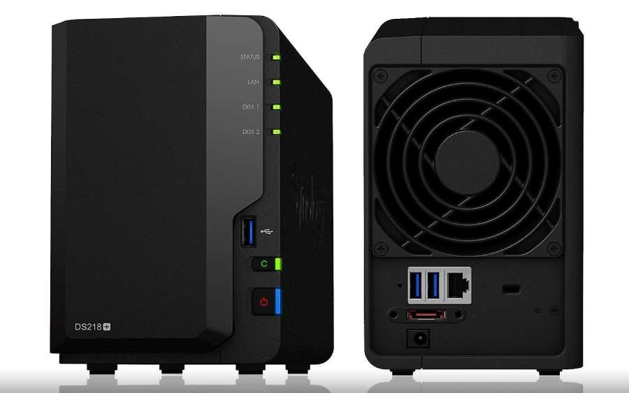 Synology-DS218+