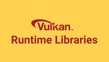 What is VulkanRT or Vulkan Runtime Libraries
