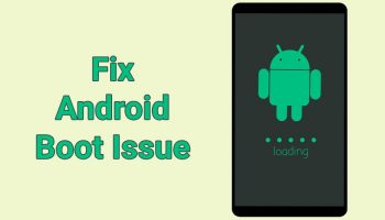 Stuck on Samsung Logo – Fix Android Boot Issue