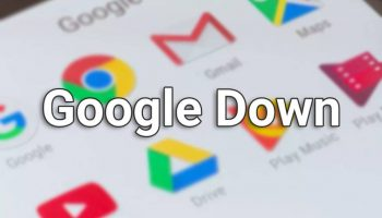 All Google Services Are Down
