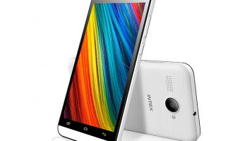 Intex Cloud Force With 5MP Camera and 2500mAh Battery Launched at Rs. 4,999
