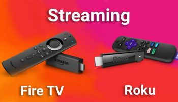 Difference Between Roku And Fire TV Stick