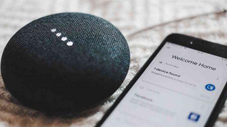 google home-nest