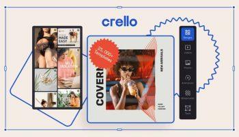 Crello Review – Graphic Design Software For Social Media & Marketing