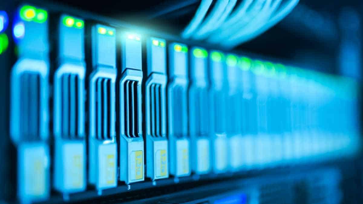 Web-Hosting-Data-Center