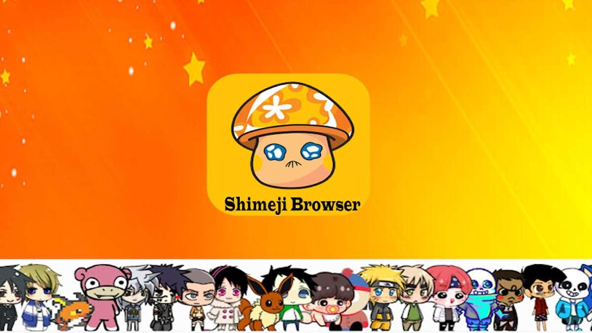 Shimeji Browser Extension To Have Fun While Browsing | TechRounder
