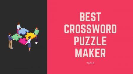 Best-Crossword-Puzzle-Maker