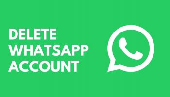 How to Deactivate and Delete WhatsApp Account