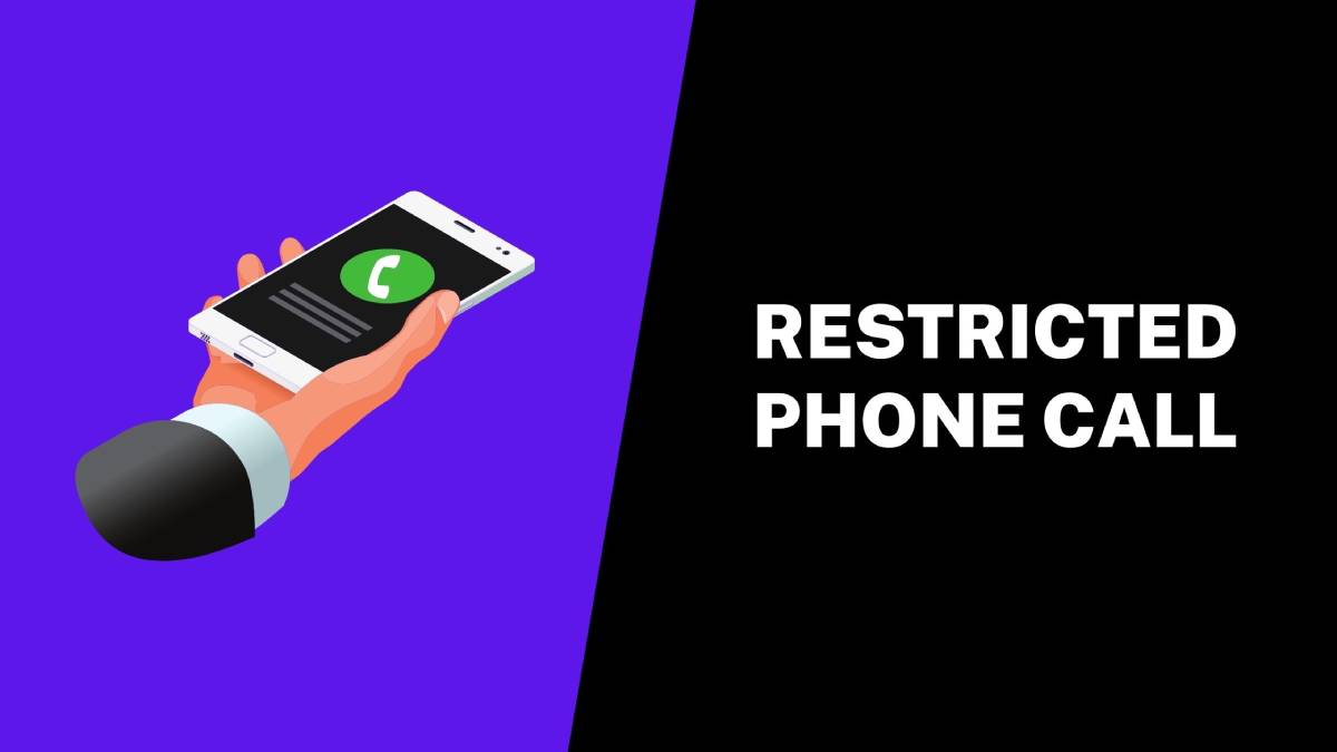 Restricted-Phone-Call
